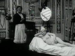 the-vain-housemaid-1908-das-eitle-stubenmaedchen-schwarzer-recensione