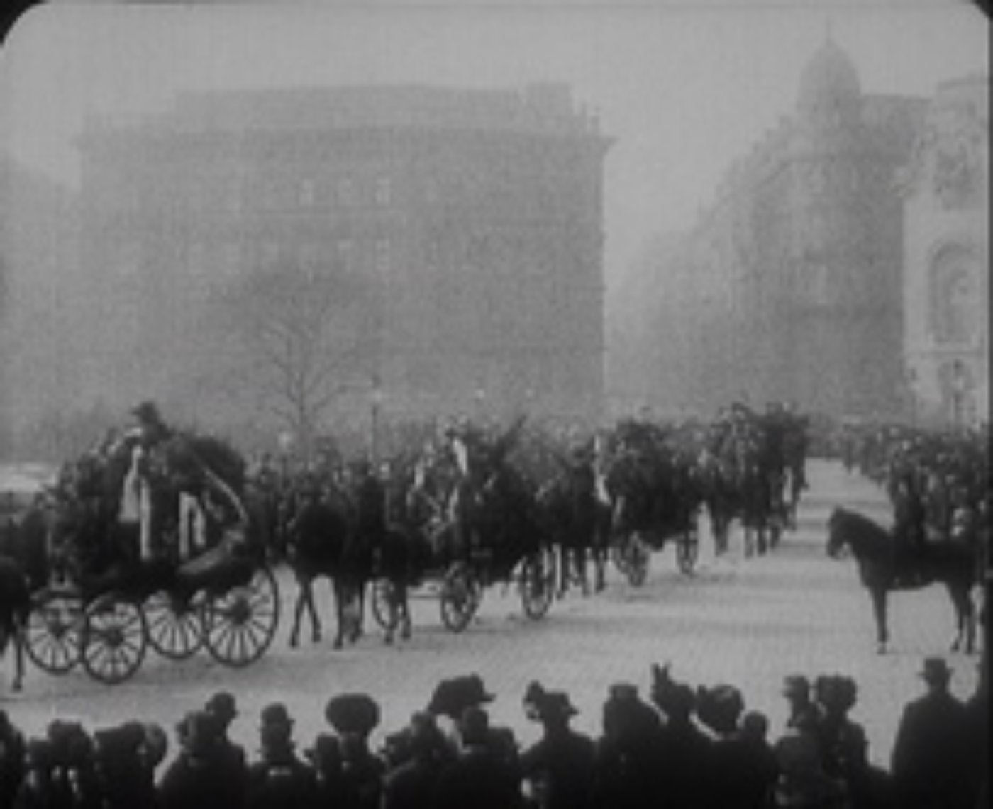 leichenbegängnis-albert-baron-rothschild-1911-recensione