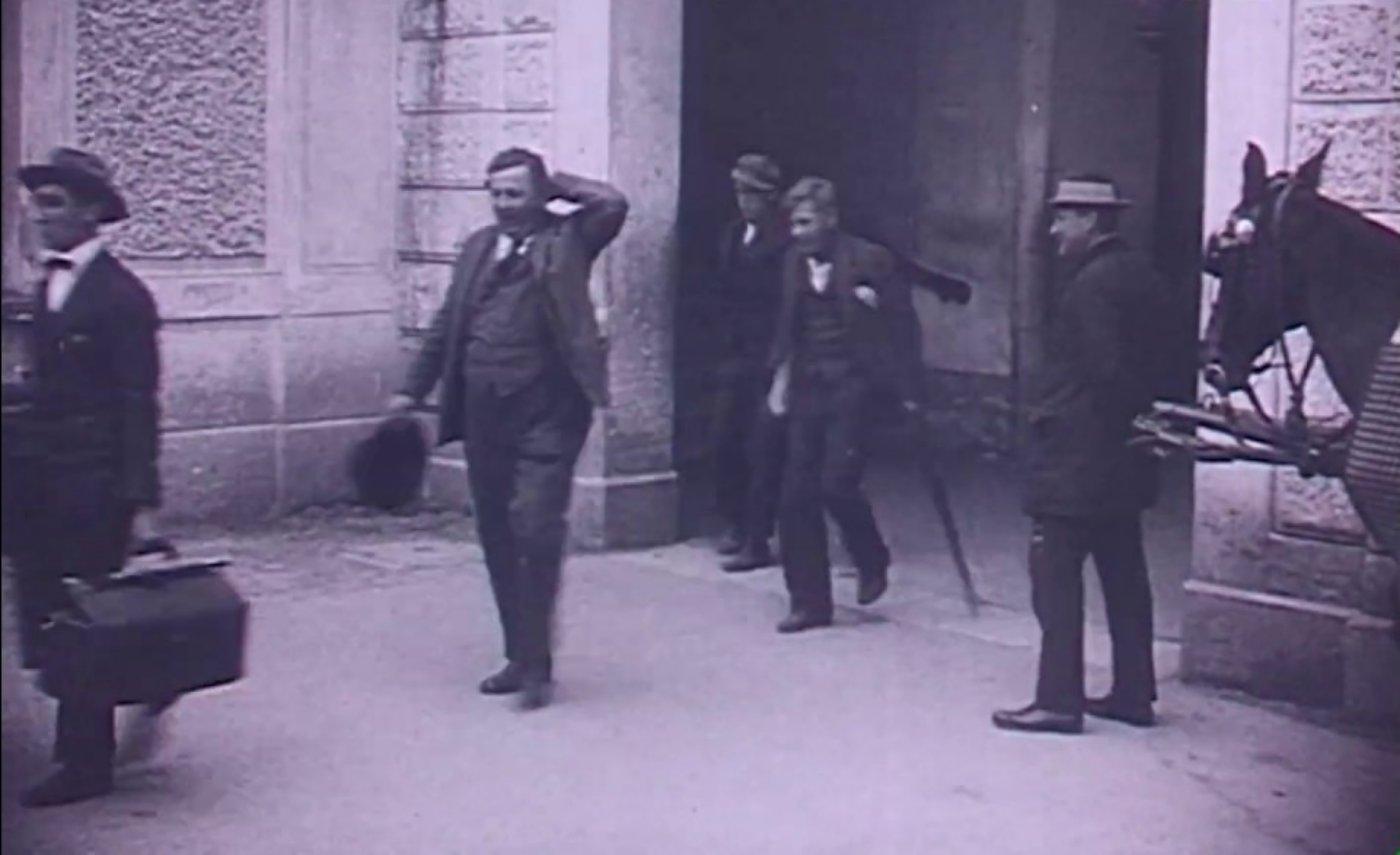 kurort-baden-bei-wien-1921-koefinger-recensione