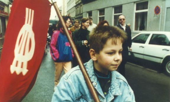 vorwarts-1995-freund-recensione