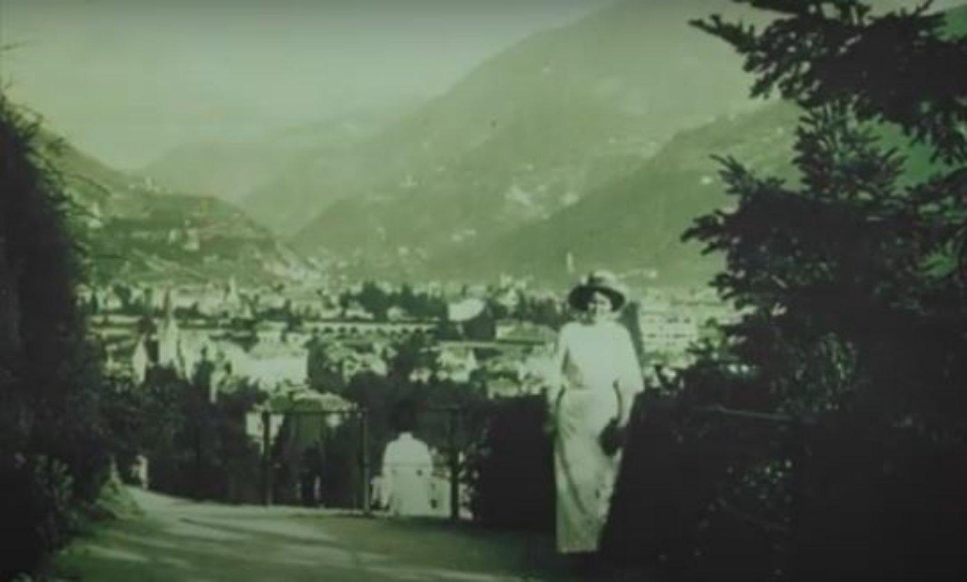 bozen-mit-dem-luftkurort-gries-1913-aavv-recensione